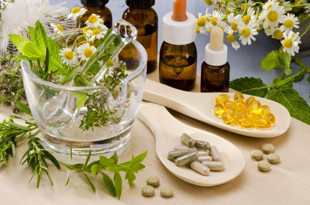 Herbal Tinctures & Extracts